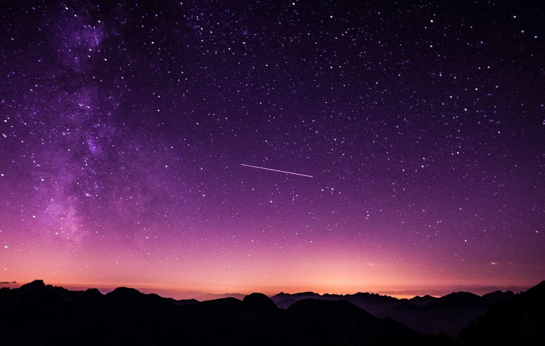 Nuit des perséides
