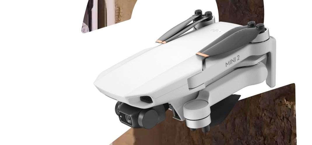Mavic Mini 2 — DJI annonce l'arrivée de son nouveau drone d'entrée de gamme.